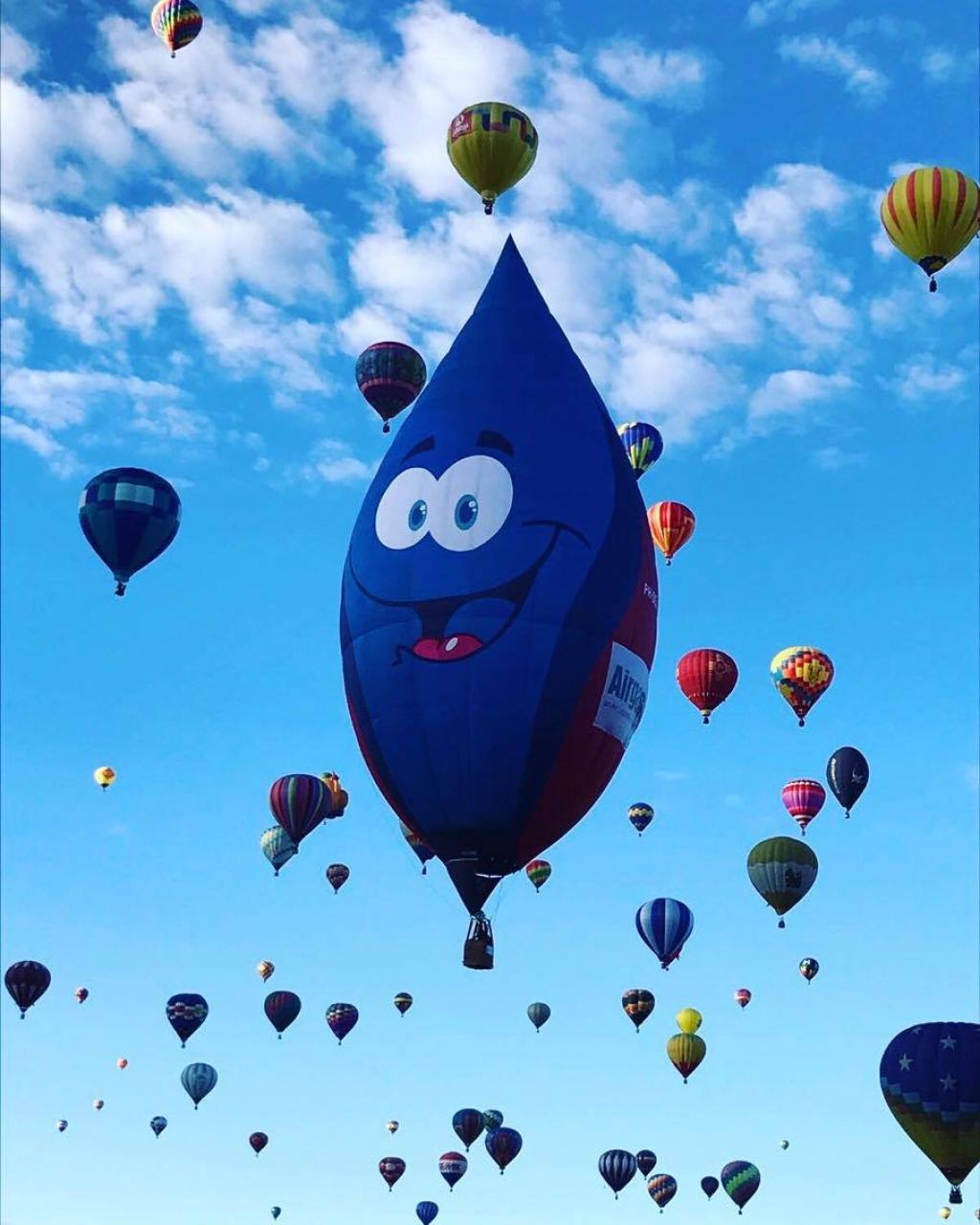 Albuquerque Volkswagen: Albuquerque International Balloon Fiesta