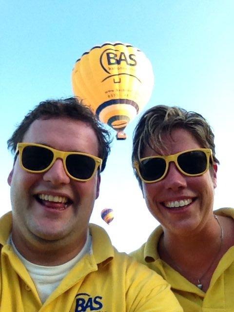 BAS Ballonvaarten Crew
