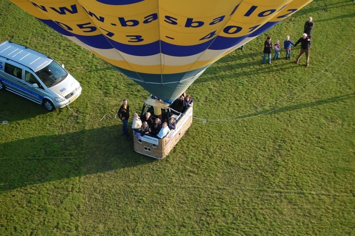 BAS Ballonvaarten NIjmegen