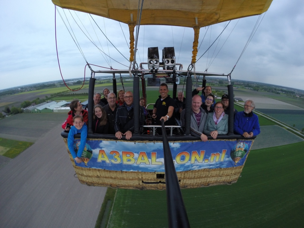 Ballonvaart-Alkmaar-Barsingerhorn
