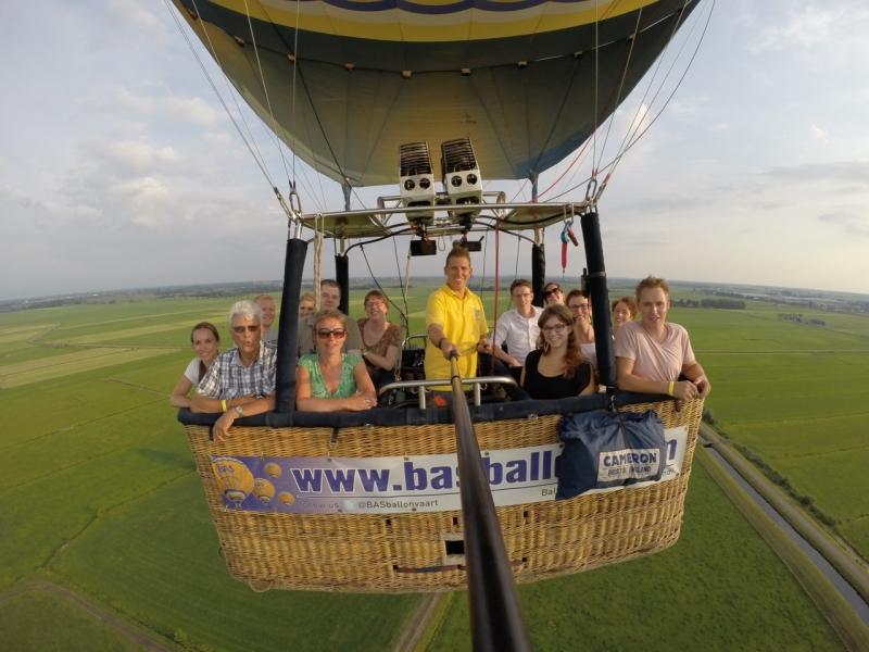 Ballonvaart-Amersfoort