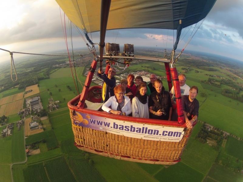 Ballonvaart-Apeldoorn