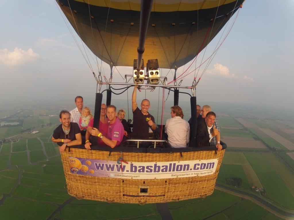 Ballonvaart Avenhorn