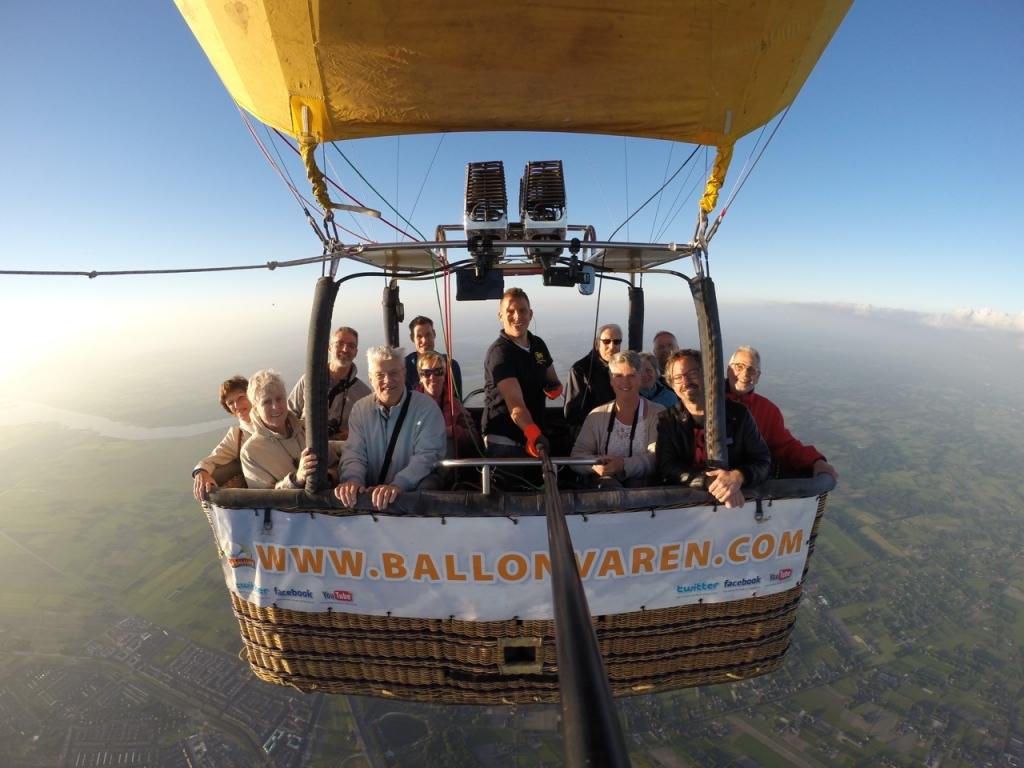Ballonvaart-De-Glind