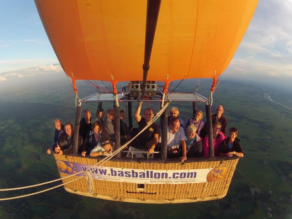 Ballonvaart-Den-Ham