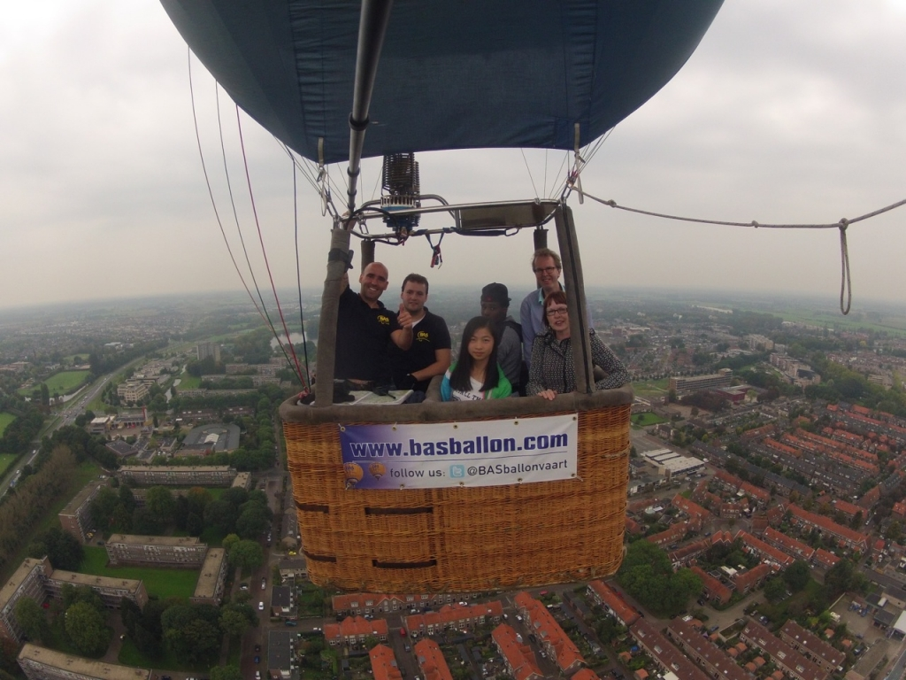 Ballonvaart Eefde