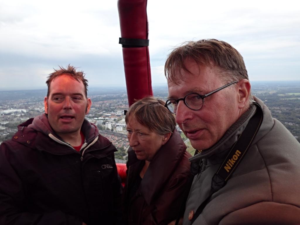 Ballonvaart-Enschede