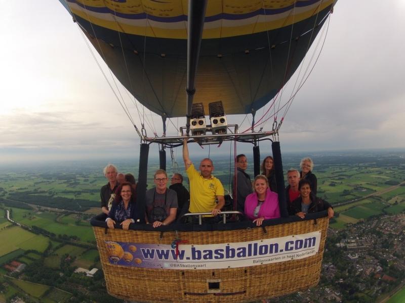 Ballonvaart-Enter
