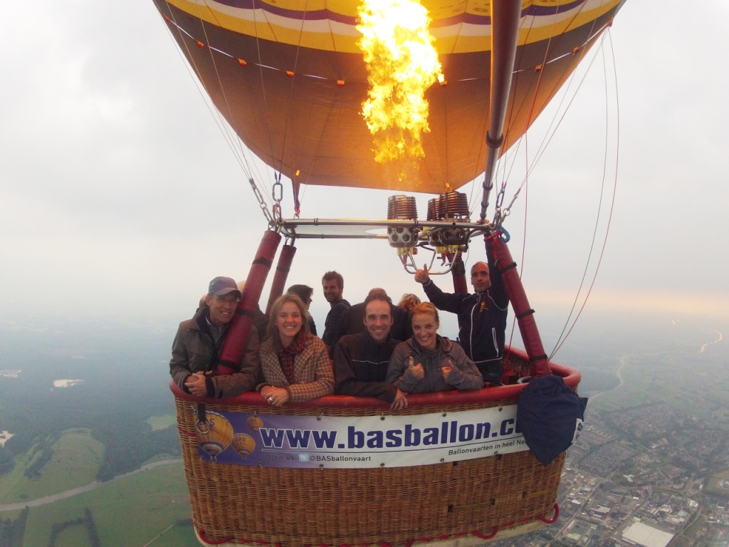 Ballonvaart-Hardenberg