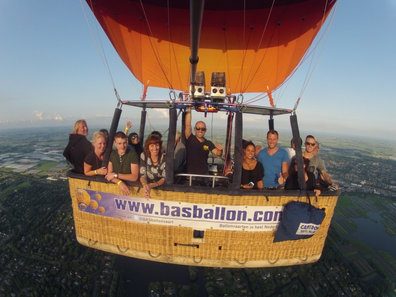 Ballonvaart-Heerhugowaard