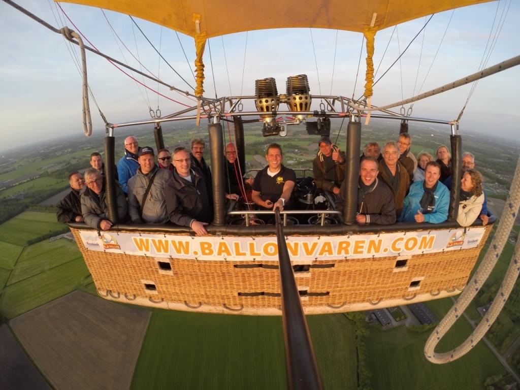 Ballonvaart-Imtech