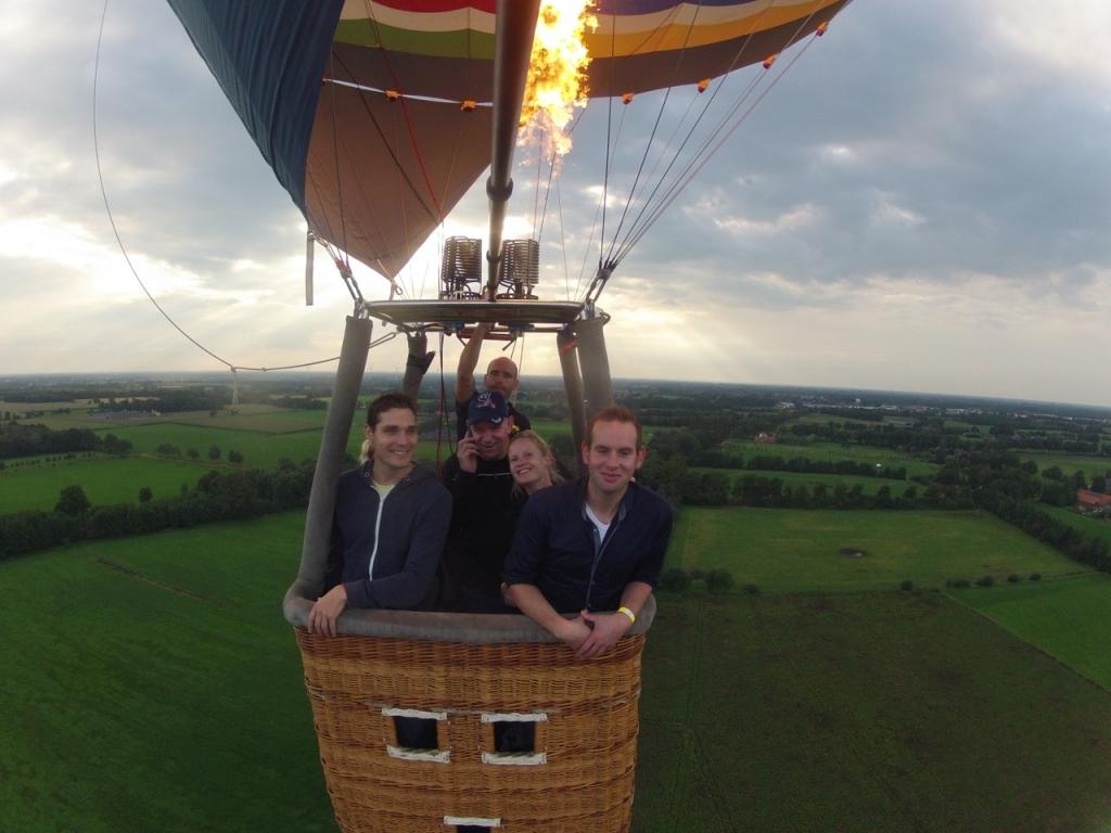 Ballonvaart Lichtenvoorde