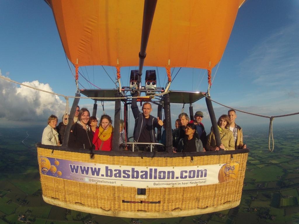 Ballonvaart in Lochem