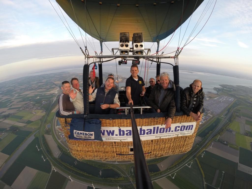 Ballonvaart-Middelburg