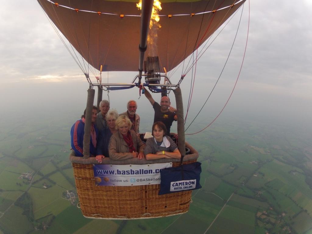 Ballonvaart Neede