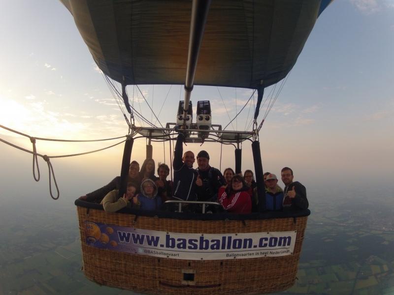 Ballonvaart-Parc-Spelderholt