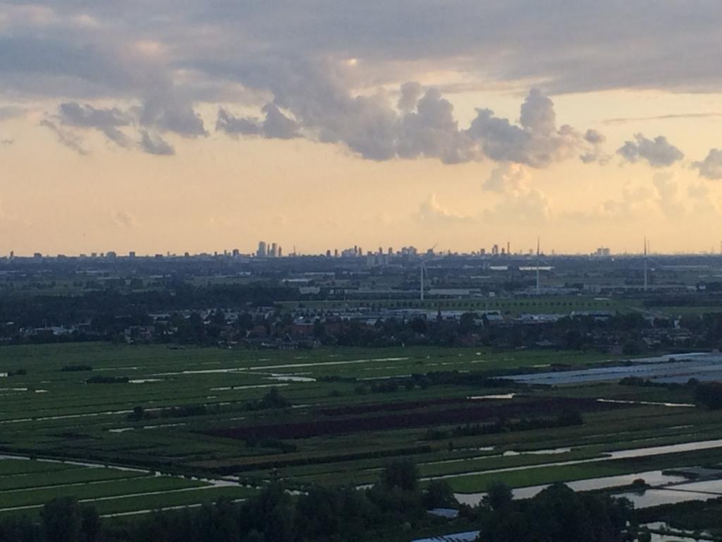 Ballonvaart Rotterdam