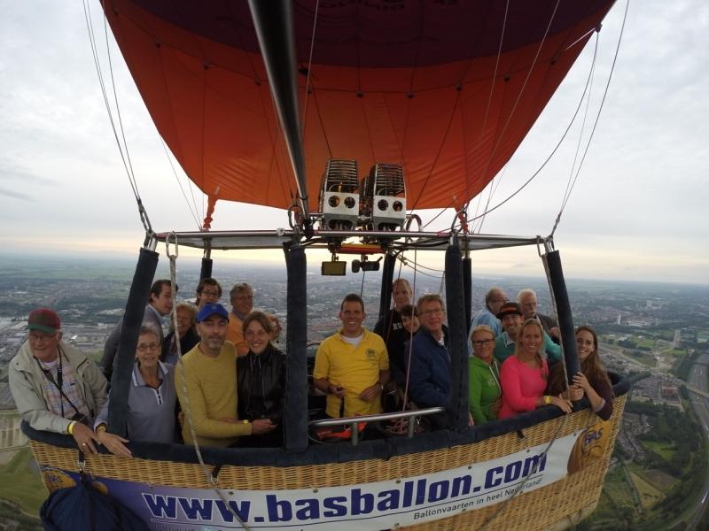 Ballonvaart-Utrecht