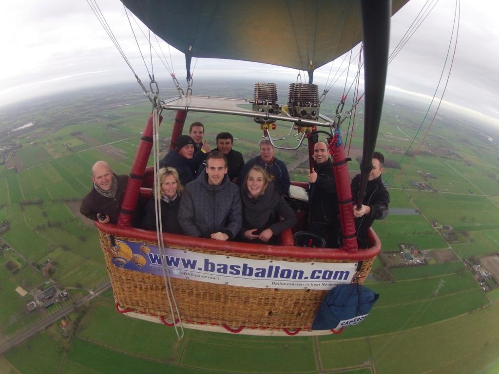 Ballonvaart Vaassen