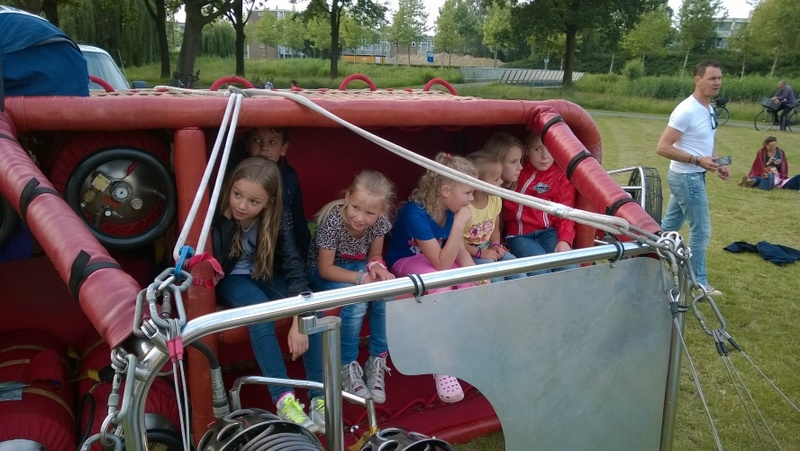 Ballonvaart-Veenendaal