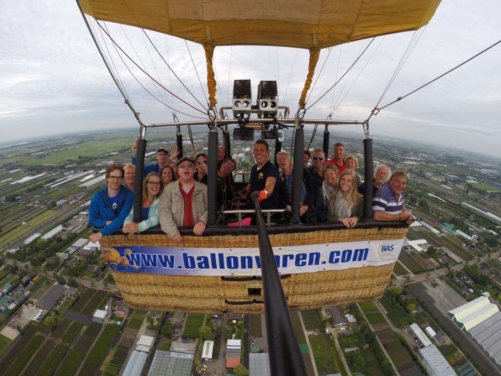 Ballonvaart-Waddinxveen