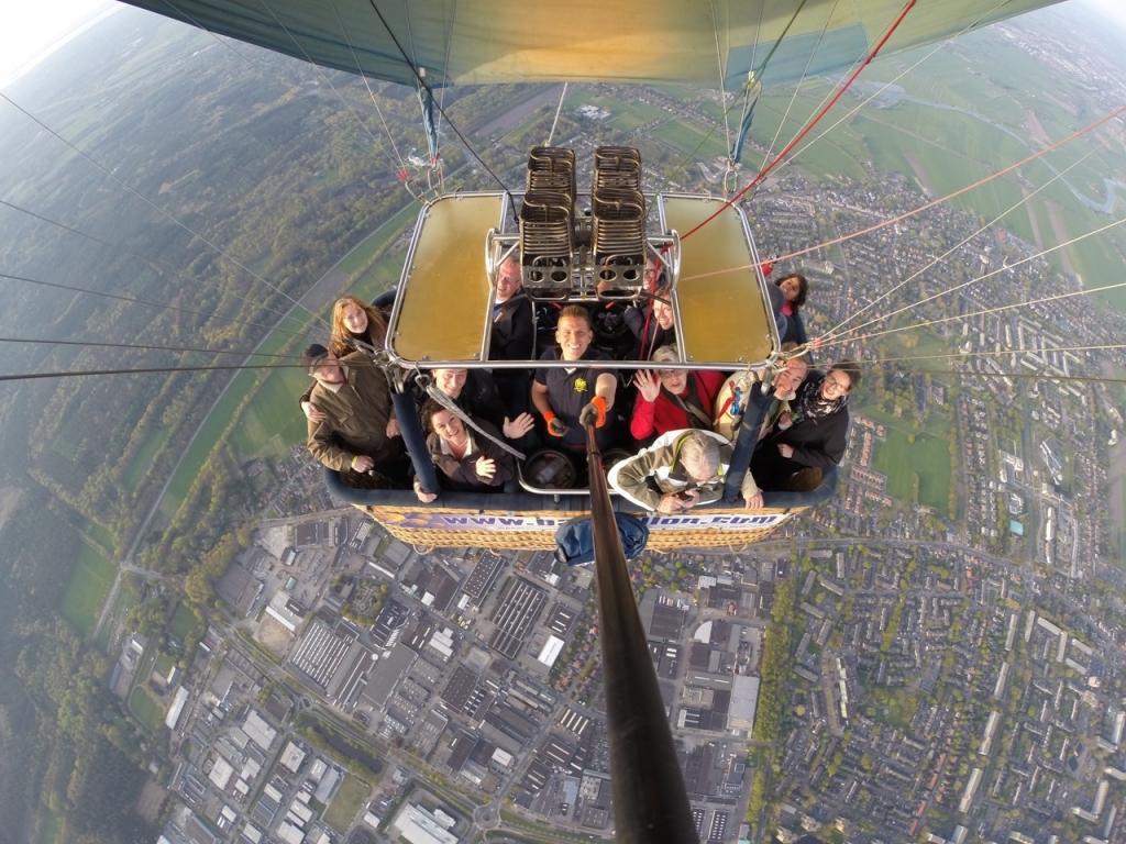 Ballonvaart-Westbroek