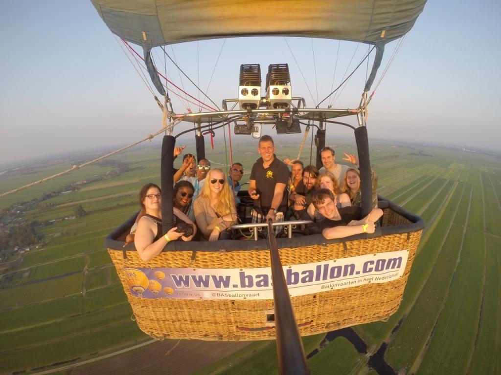 Ballonvaart Woerden
