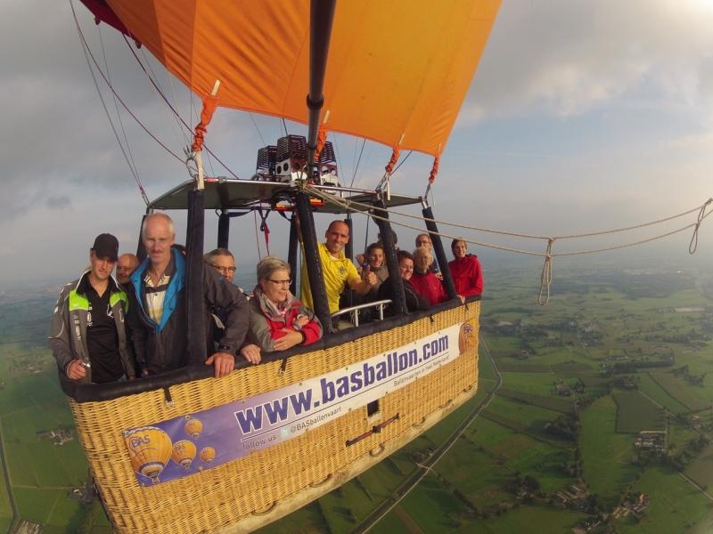 Ballonvaart Apeldoorn