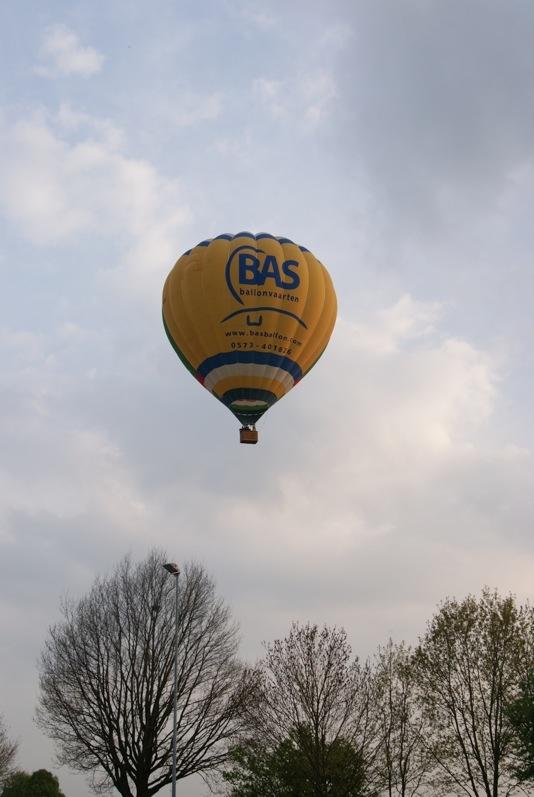 Ballonvaart Banholt