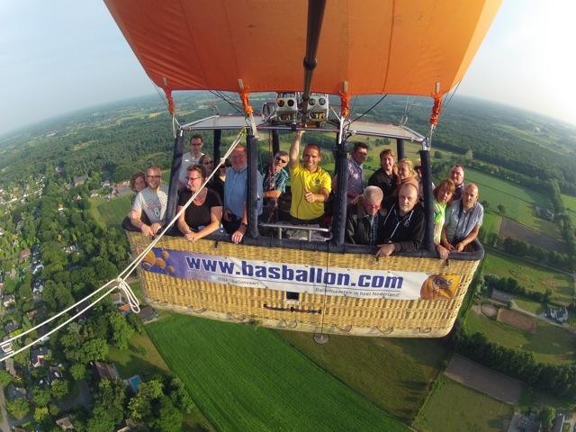 Ballonvaart Boxtel