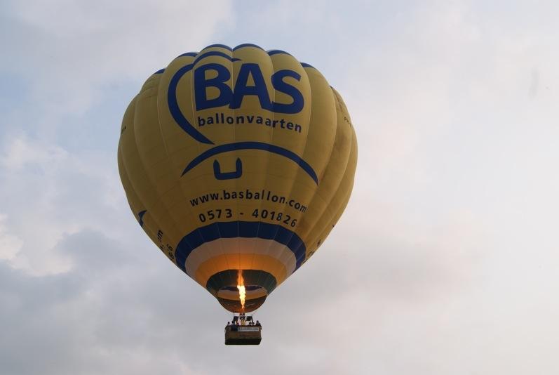 Ballonvaart Doetinchem