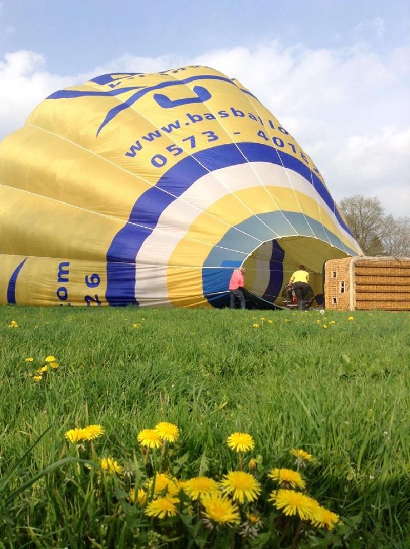Ballonvaart Enschede