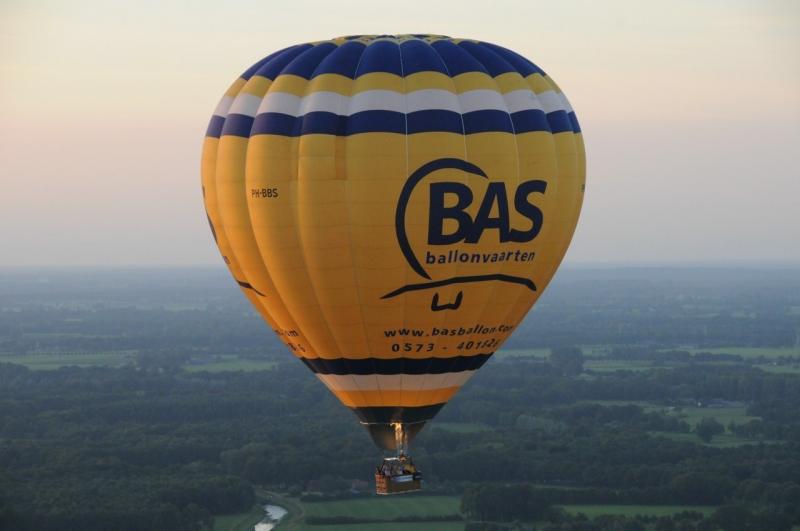 Ballonvaart Gelselaar