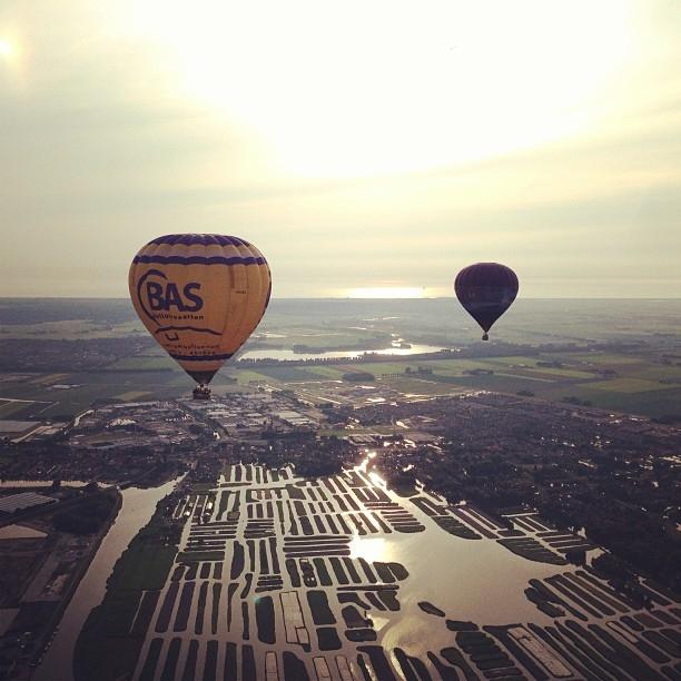Ballonvaart Heerhugowaard