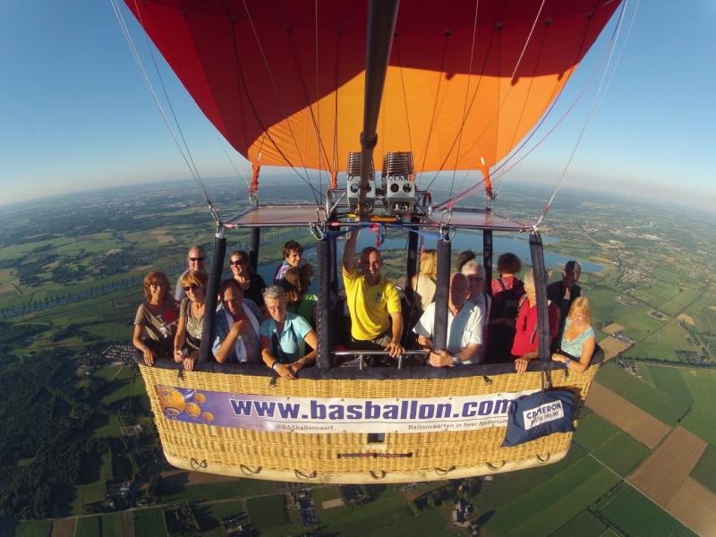 Ballonvaart Hernen