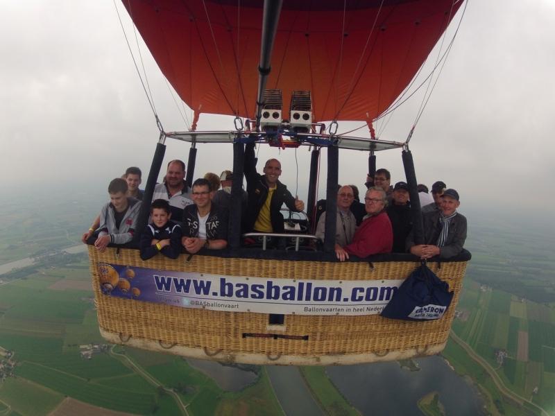 Ballonvaart Maurik
