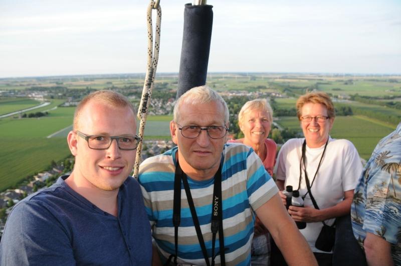 Ballonvaart Nieuwe Niedorp