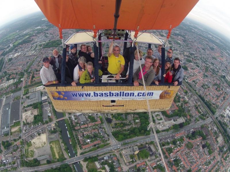 Ballonvaart Tilburg