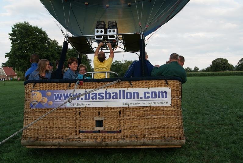 Ballonvaart Tubbergen