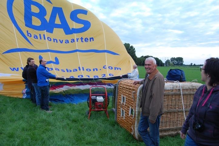 Ballonvaart Urmond