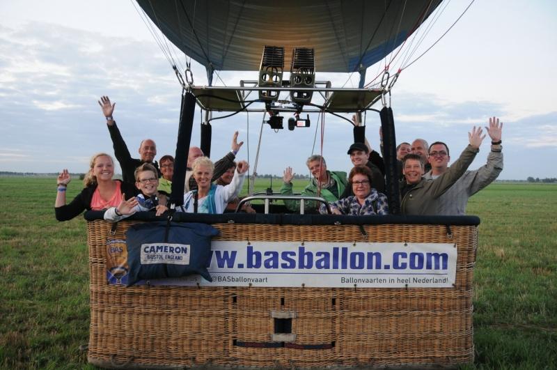 Ballonvaart Zuidermeer