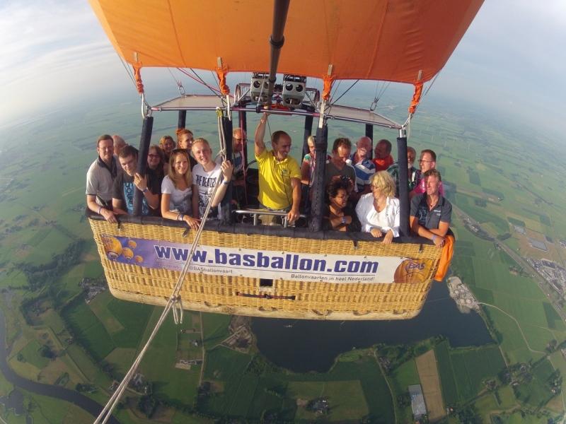 Ballonvaart Zwolle