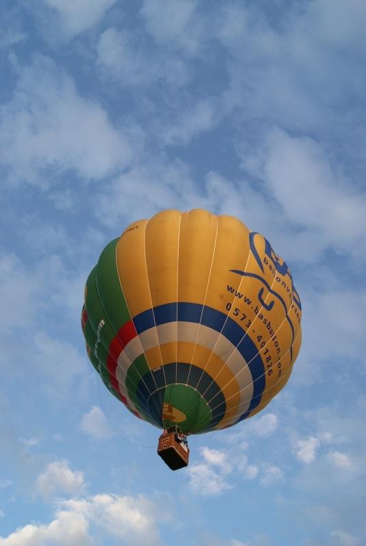 Ballonvaart de Hoef