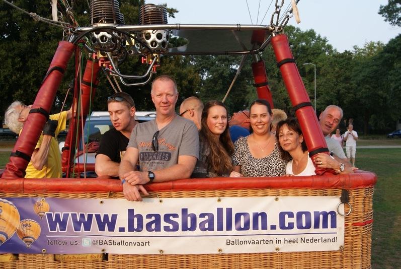 Ballonvaart naar Herpen
