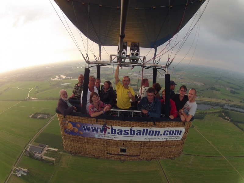Ballonvaart uit Zwolle