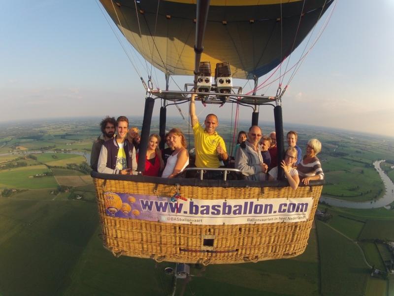 Ballonvaat Zutphen