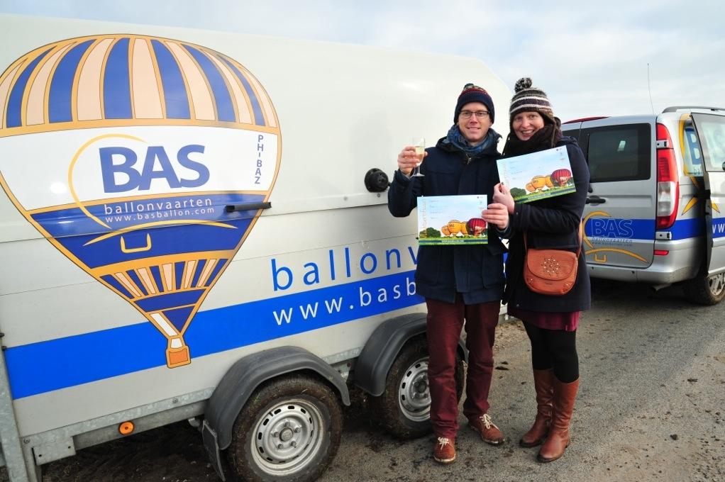 Ballonvaren Belgie