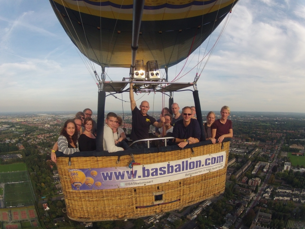 Ballonvaren Nijmegen