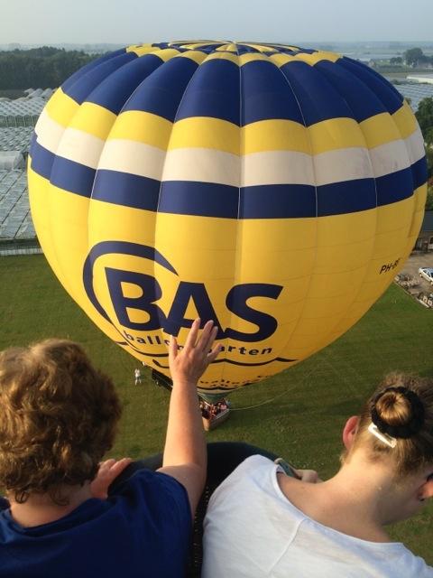 Ballonvaren Tuil