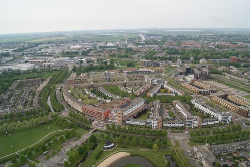 Ballonvaren-boven-Alphen-aan-den-Rijn